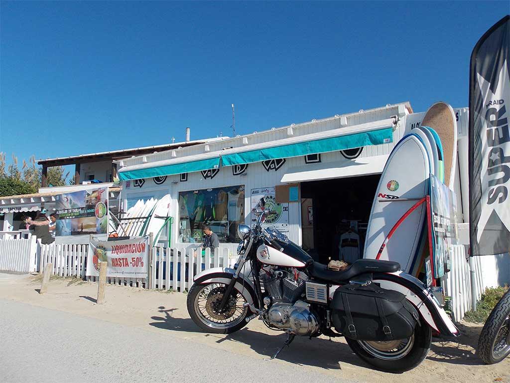 Ruta en Harley por Cádiz - El Palmar