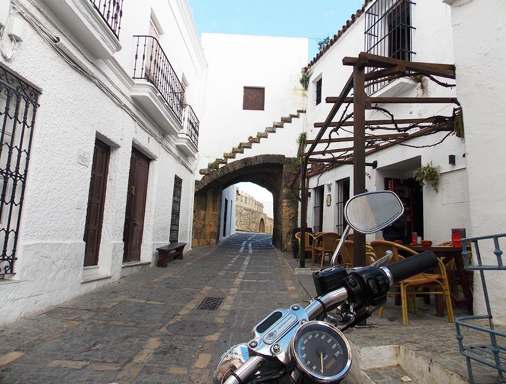 Alquiler de moto para ruta