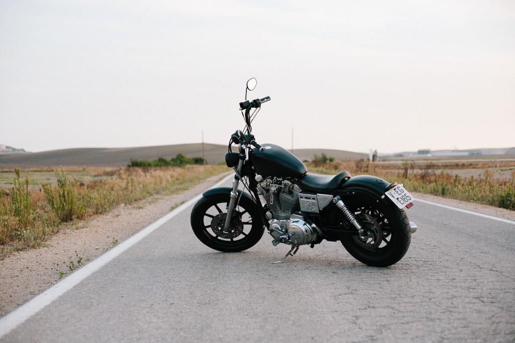Alquiler de Harleys para sesiones fotográficas