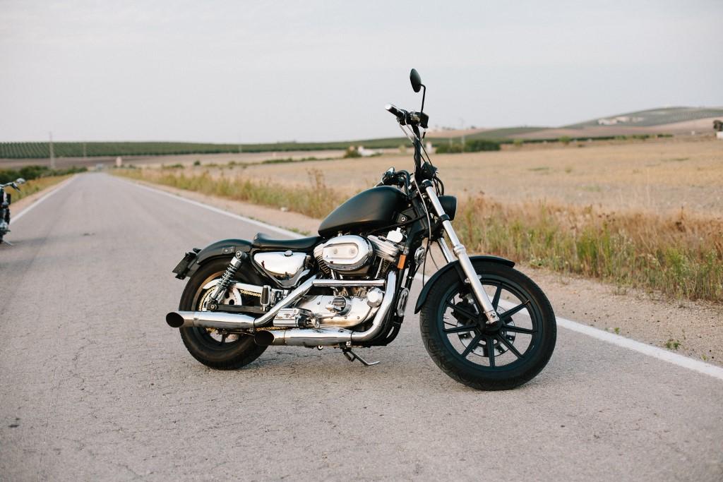 Moto para eventos en Cádiz