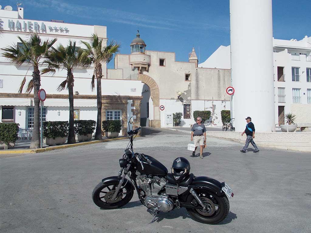 Ruta en Harley por Cádiz - Zahara de los Atunes