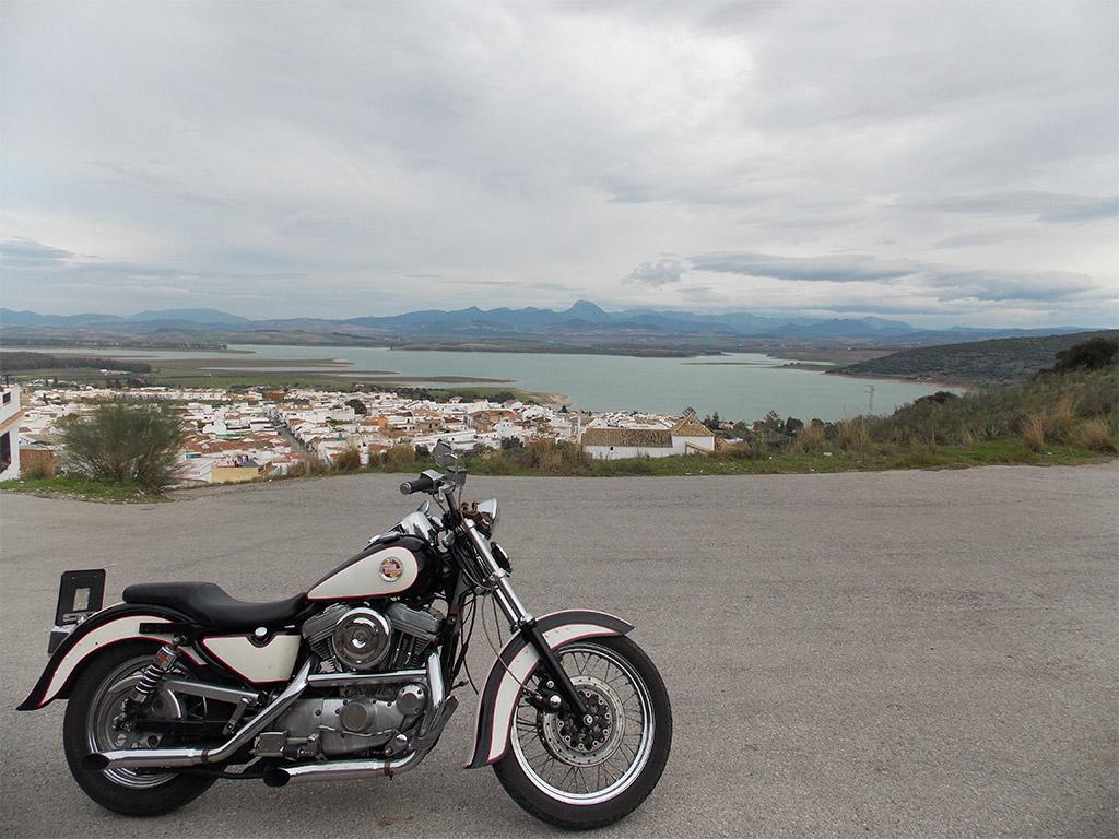 Ruta en moto por Arcos