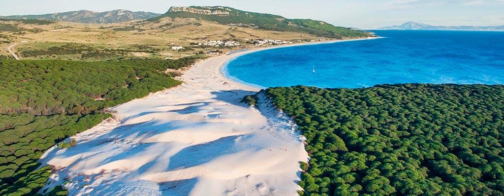 Playa de Bolonia en Tarifa