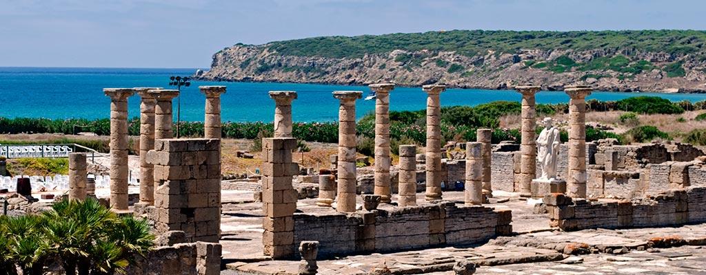 Ruinas de la ciudad Romana de Baelo Claudia