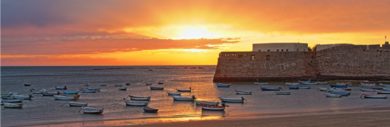 Alquiler de barco en Cádiz