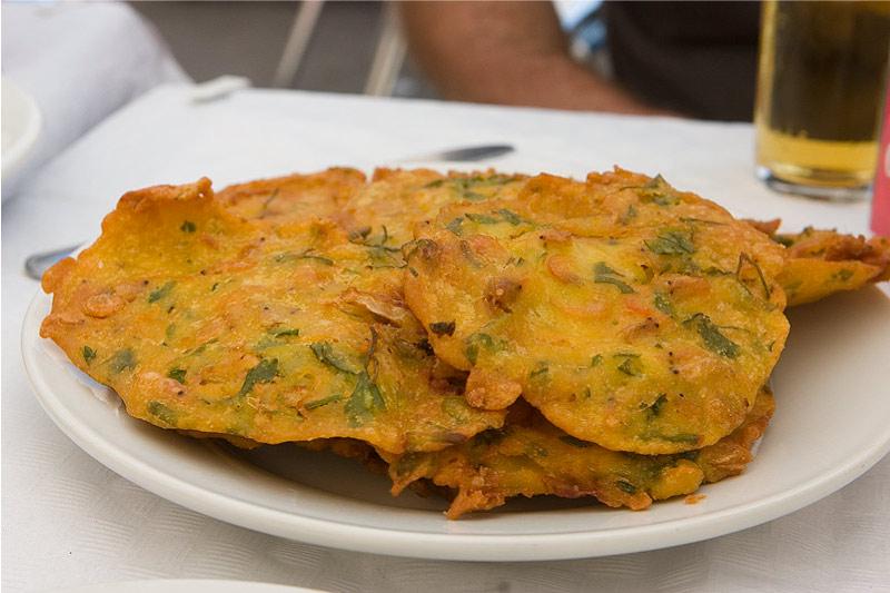 Comer en Chipiona