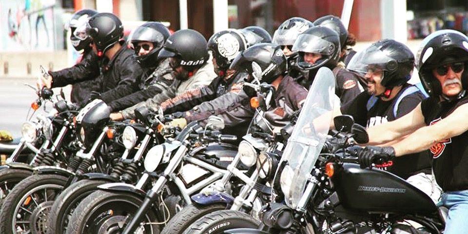Aniversario de Cádiz en Harley