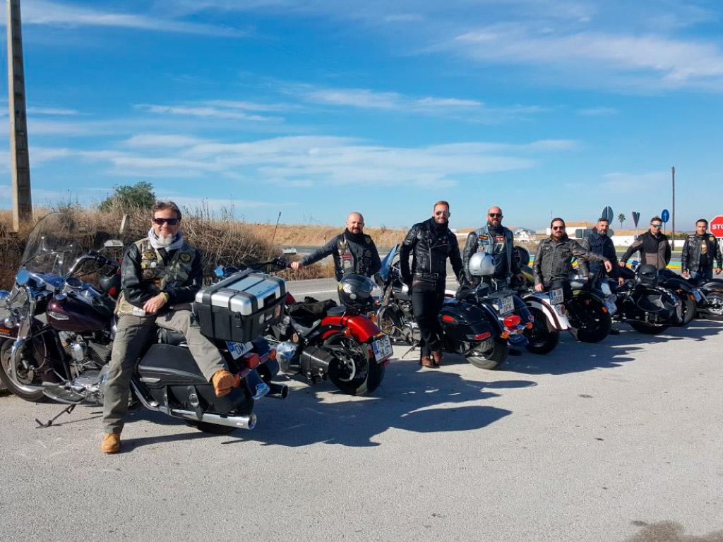 Alquiler de motos para empresas