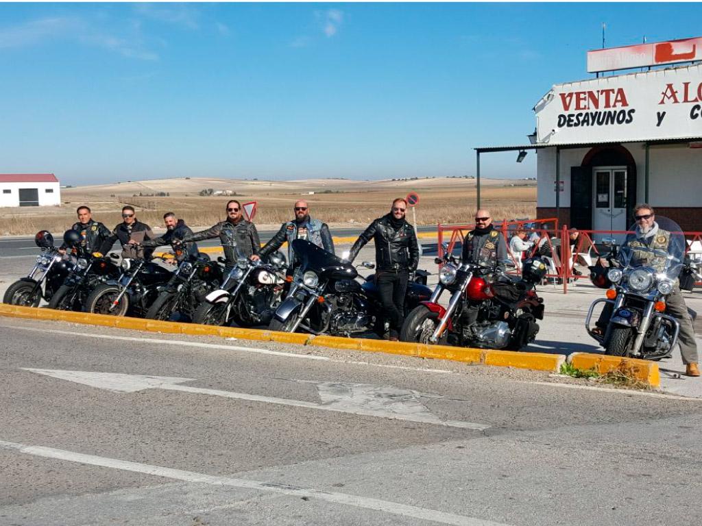 Alquiler de Harley para empresas