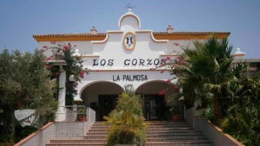 Hotel Los Corzos en Alcalá de los Gazules