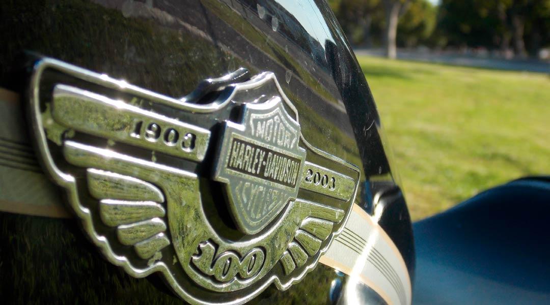 Alquiler de Harley en Rota