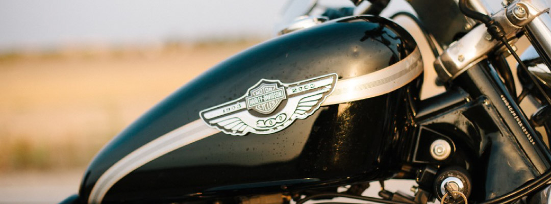 Harley Davidson detalle