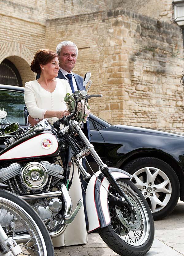 Alquiler Harley Bodas