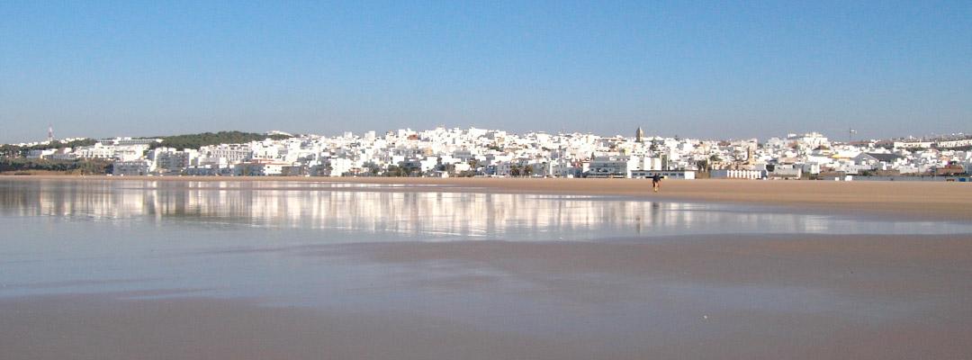 Cádiz en Harley   Alquiler de moto en Conil