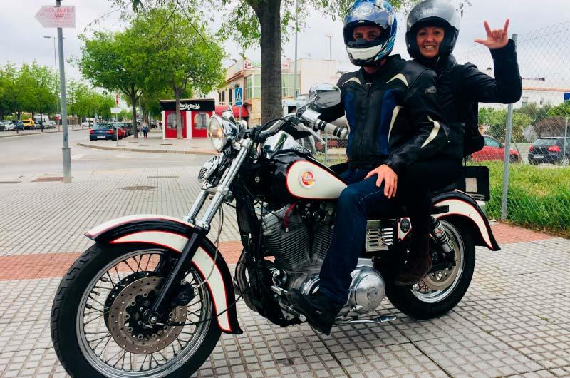 El Blog de Cádiz en Harley | Motorterapia