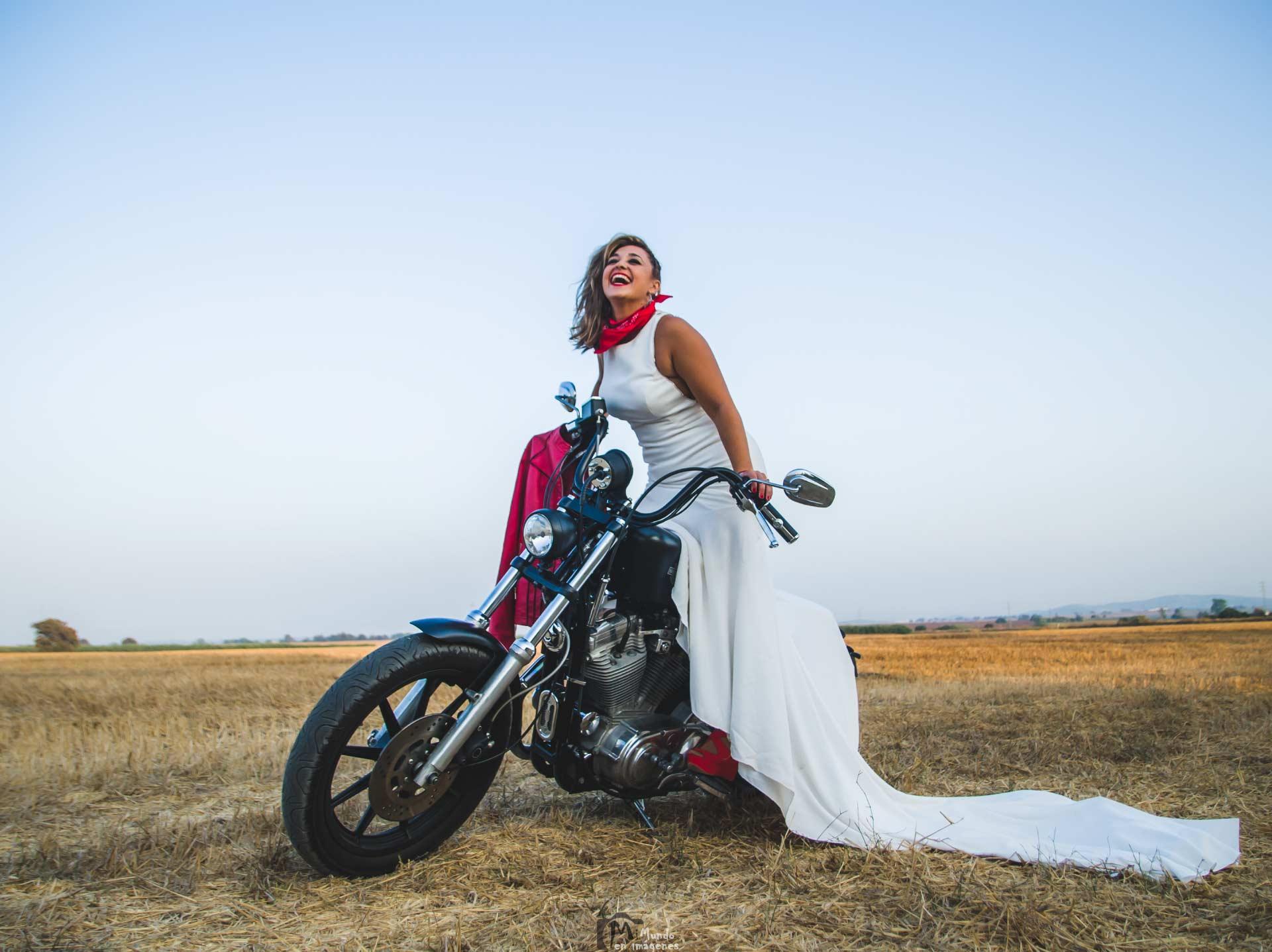 Harley para bodas