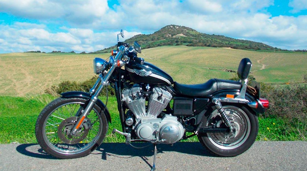alquiler de moto por días en Zahara de la Sierra